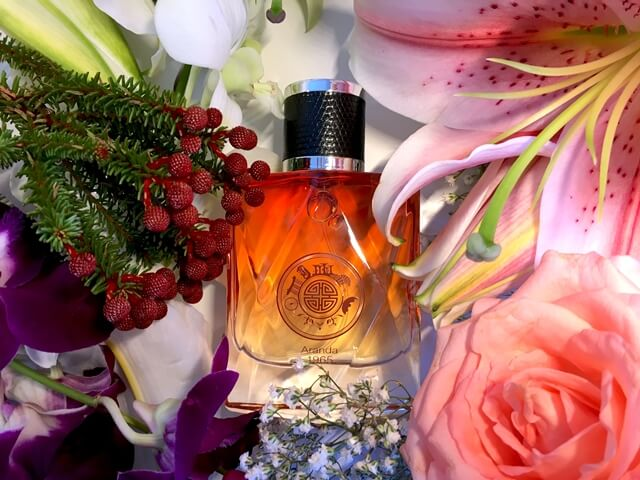 Orchid Perfumes Của Singapore Memories