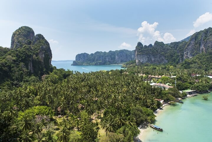 railay thái lan