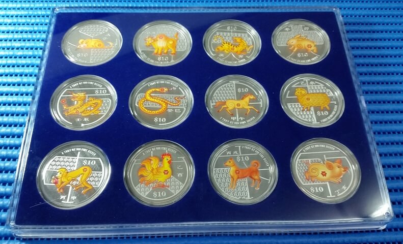 Singapore Mint Coin