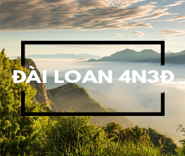 Tour Đài Loan