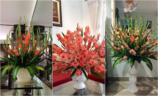 Chọn hoa cắn bàn thờ đẹp