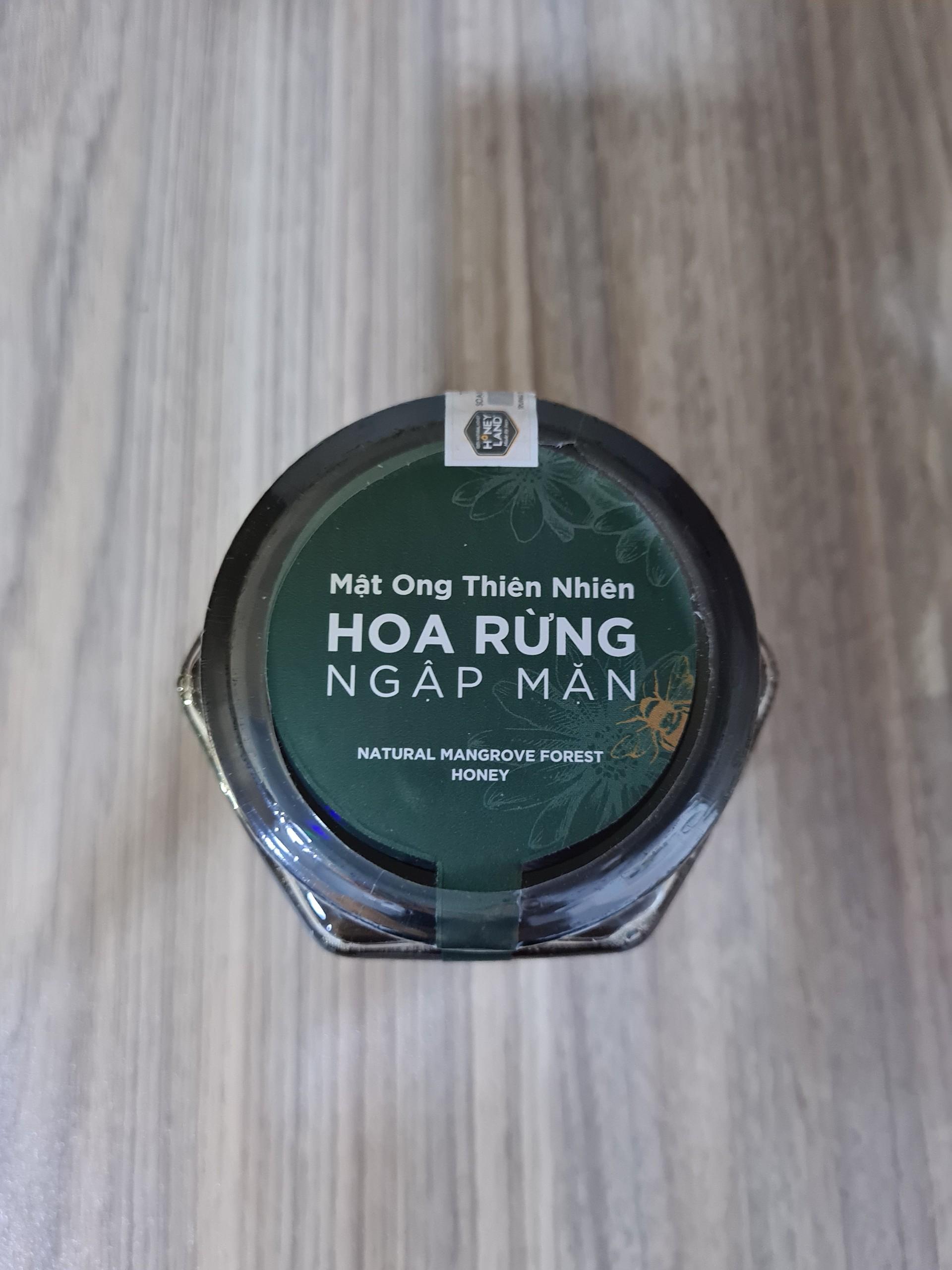 MẬT ONG HOA RỪNG NGẬP MẶN 500 Gram