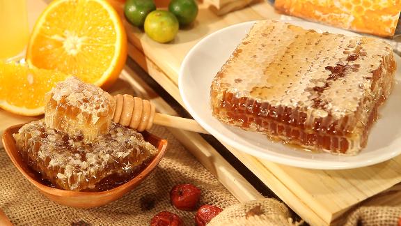 Mật Ong Rừng Bánh Tổ (320 gram/hộp)