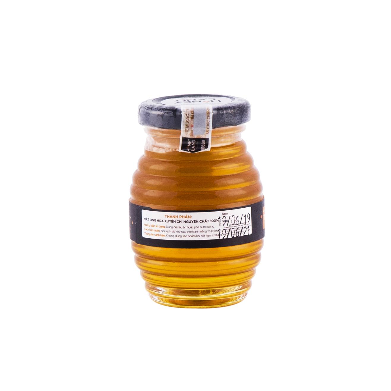 Mật ong hoa Xuyến Chi (Rừng núi Tây Bắc) 110 Gram