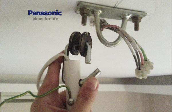 Cách lắp đặt quạt trần Panasonic an toàn tại nhà