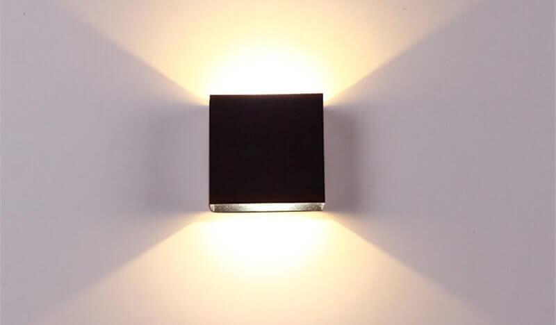 đèn led chiếu vách giá rẻ