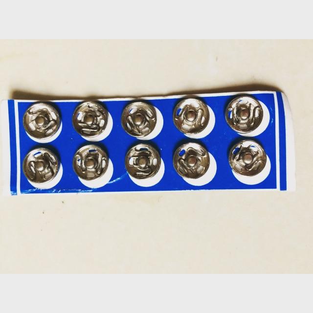 Cúc bấm loại 8.5mm