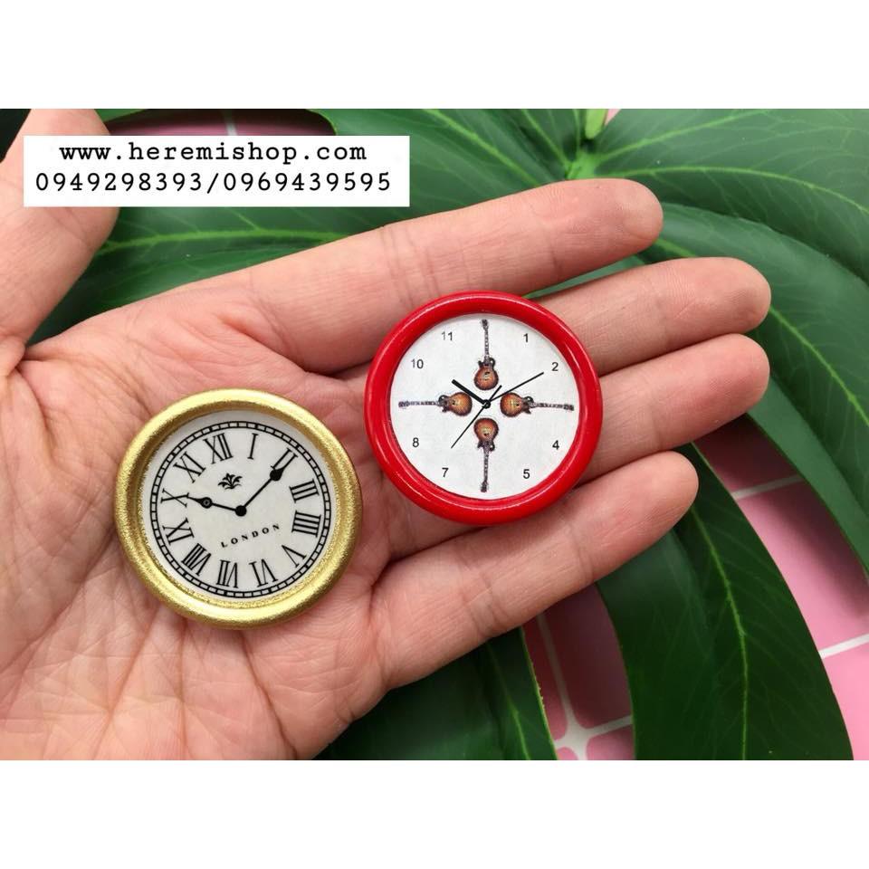 Đồng hồ treo tường tỷ lệ 1:12