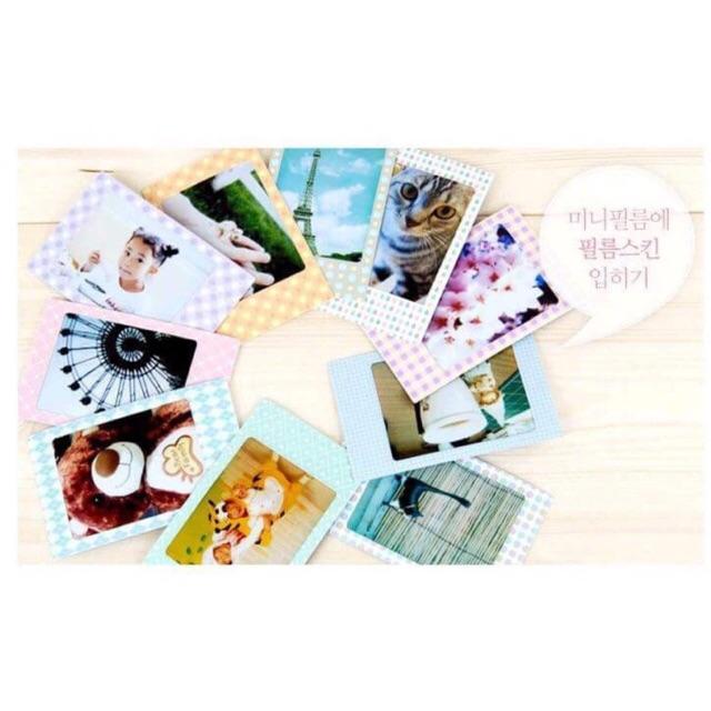 Bộ 20 khung ảnh treo phong cách Hàn Quốc