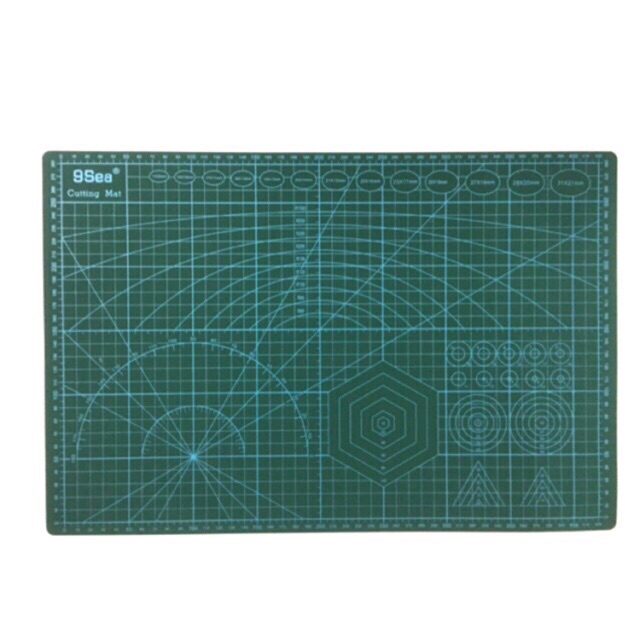 Bảng kê cắt/cutting mat khổ A4
