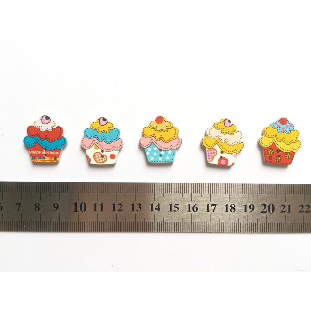 Túi 5 cúc bánh ngọt