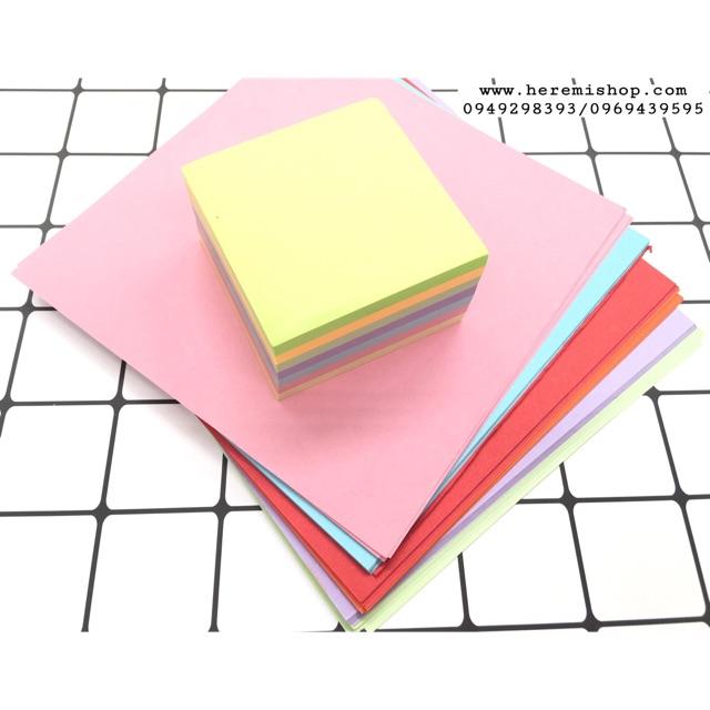 Giấy gấp Origami, giấy gấp hạc thủ công