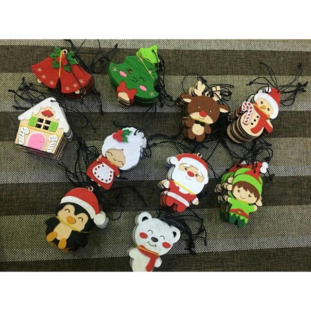 Phụ kiện treo trang trí Giáng Sinh