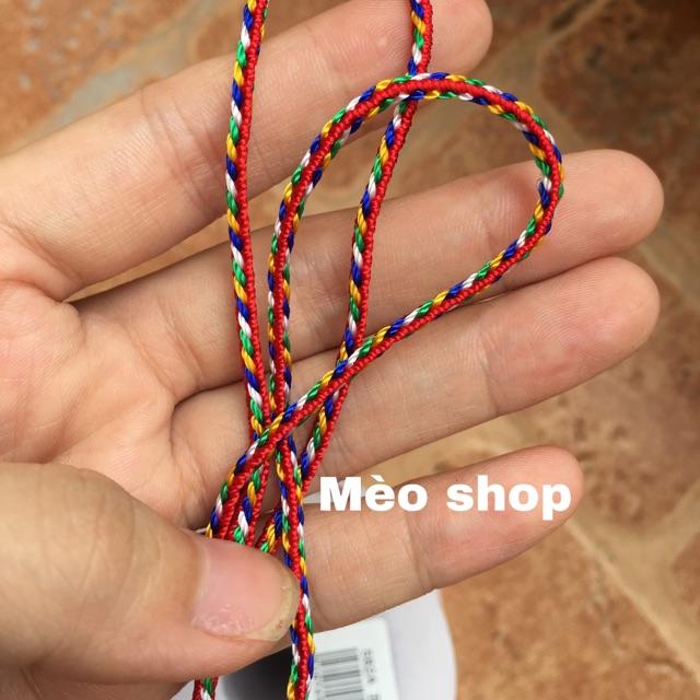 5m dây vòng ngũ sắc 1.5mm