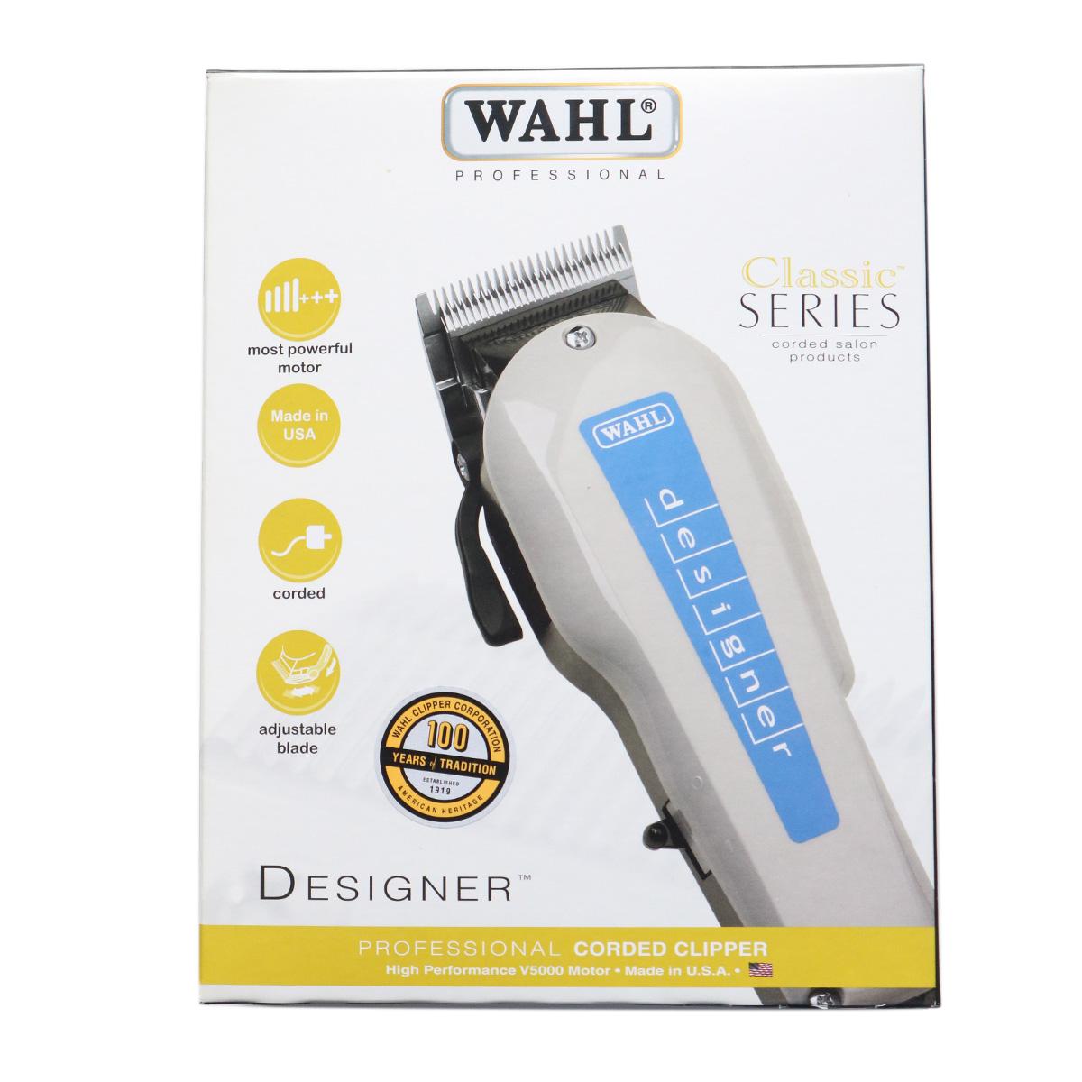 wahl-designer