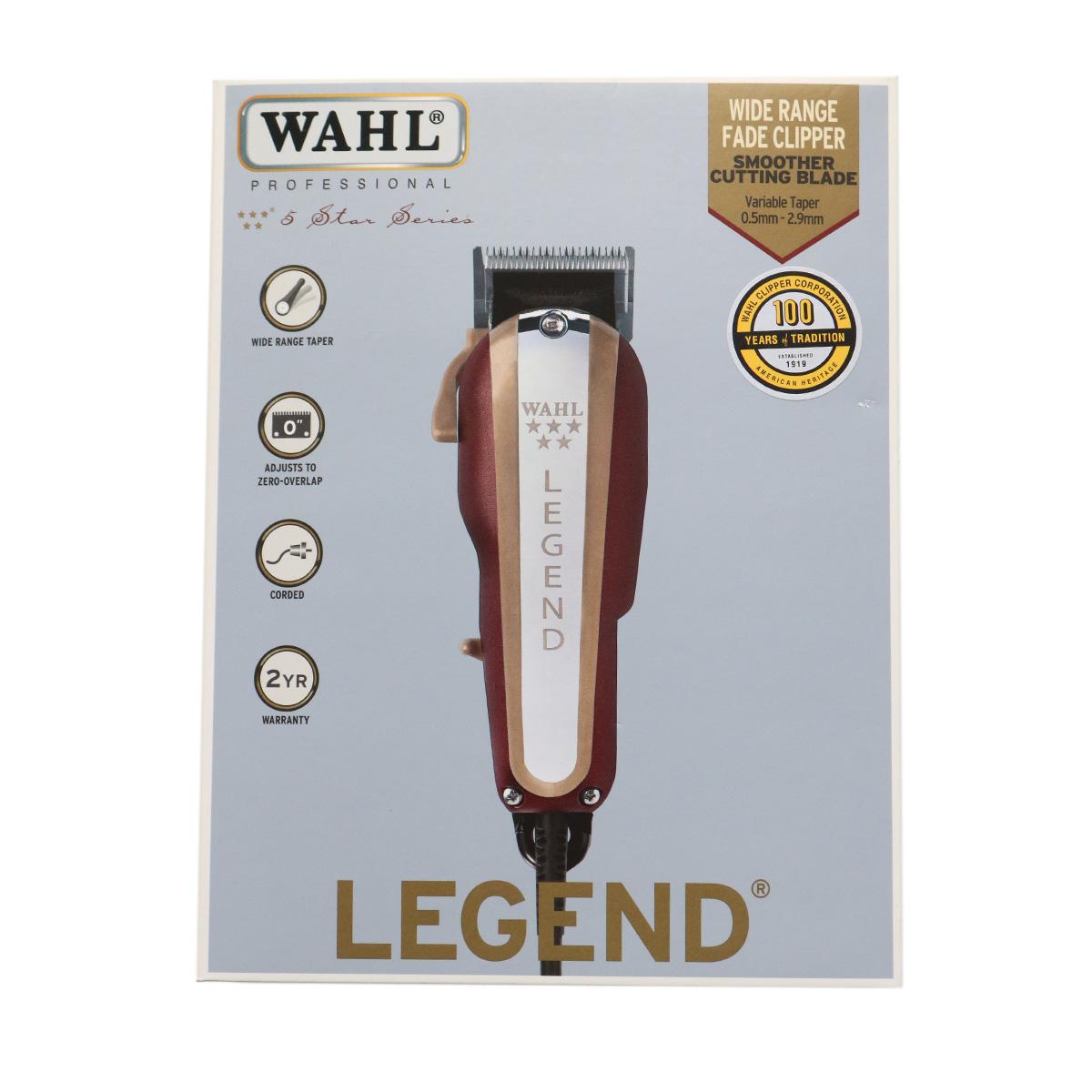 wahl-legend