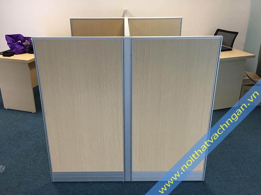 Vách ngăn bàn làm việc gỗ VNB01G