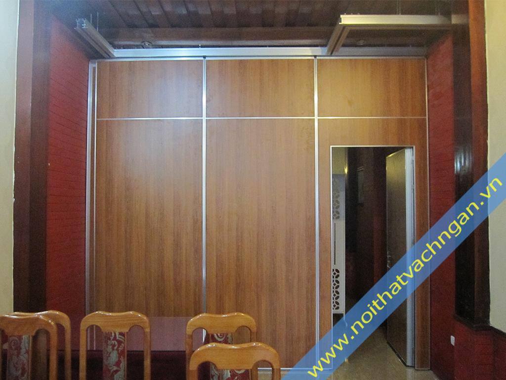 Vách ngăn di động gỗ VND04M