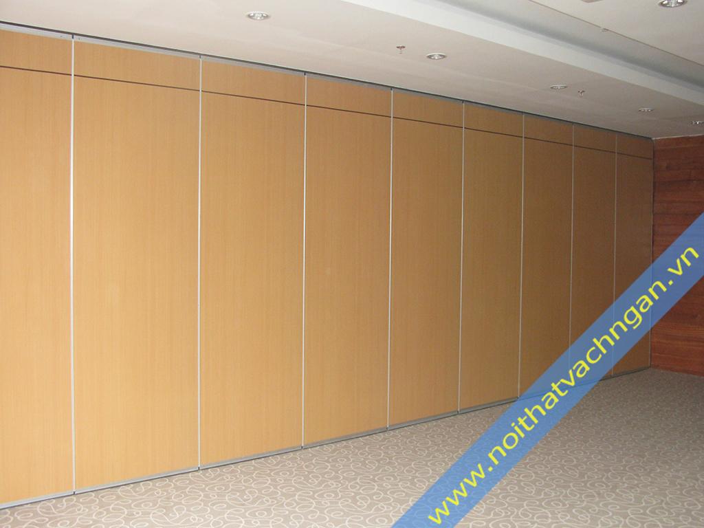 Vách ngăn di động gỗ VND02M