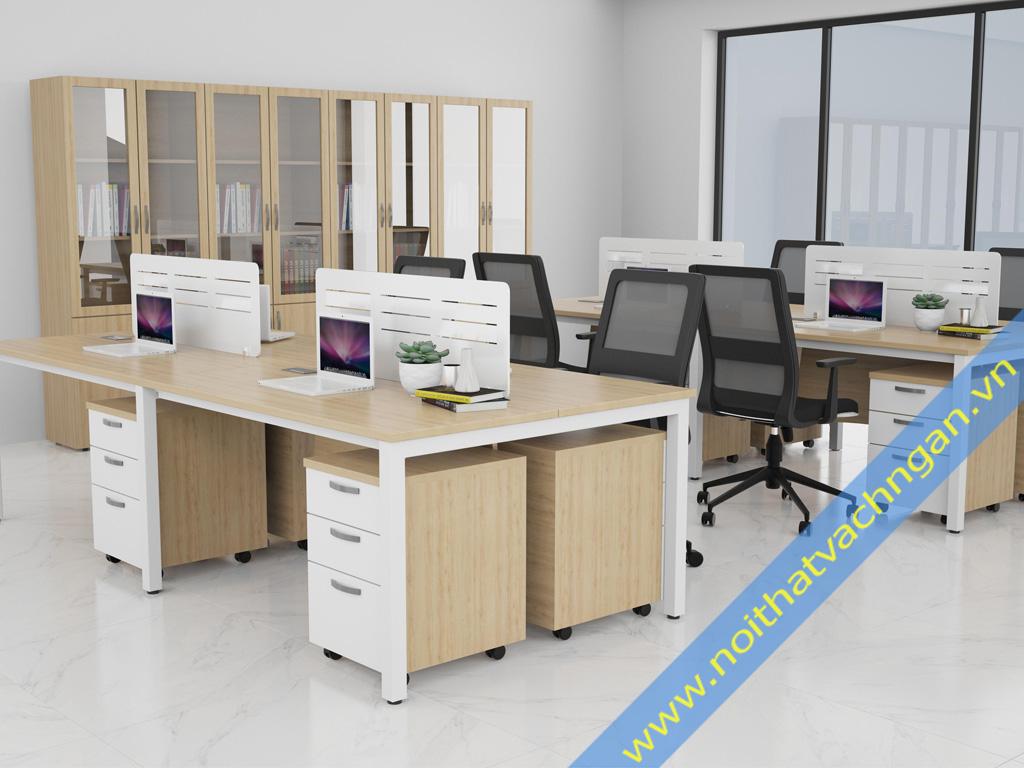 Vách ngăn mặt bàn làm việc VMB01S