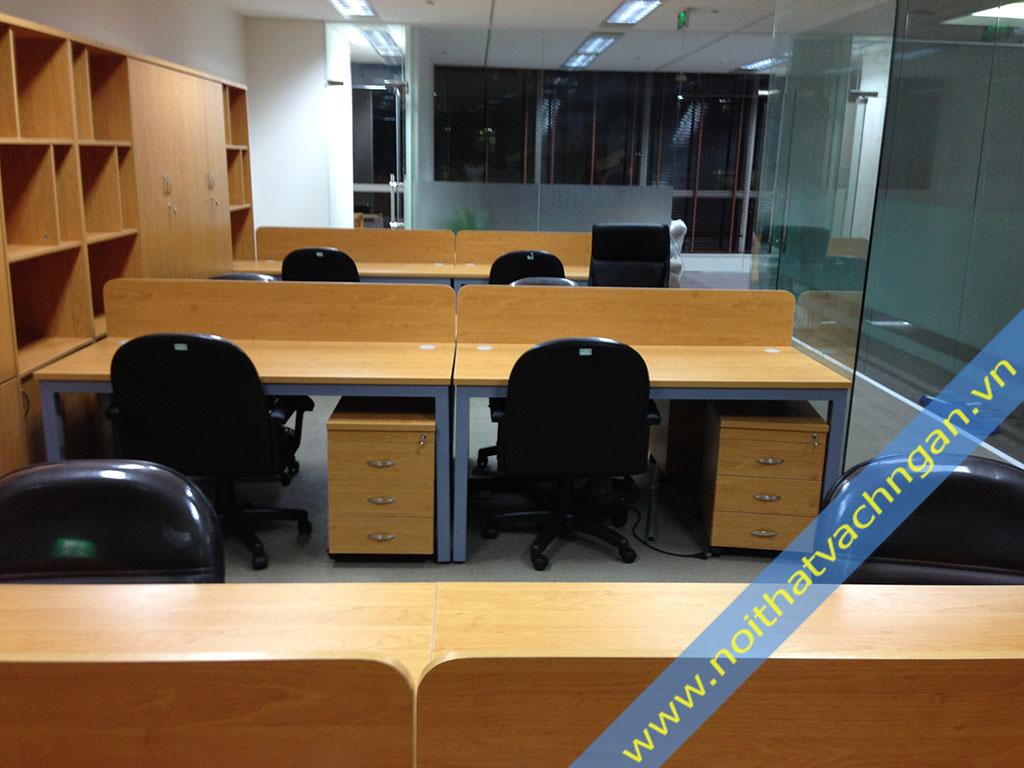 Vách ngăn mặt bàn làm việc VMB01G