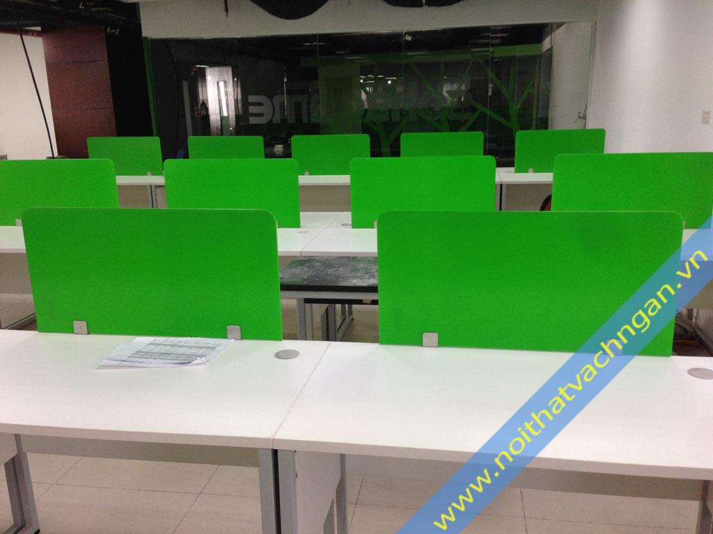 Vách ngăn mặt bàn làm việc VMB01KS