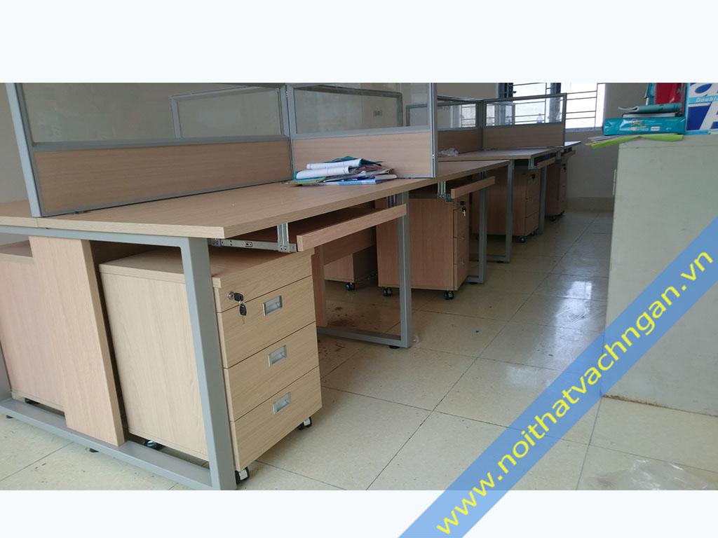 Vách ngăn mặt bàn làm việc VMB01AGK