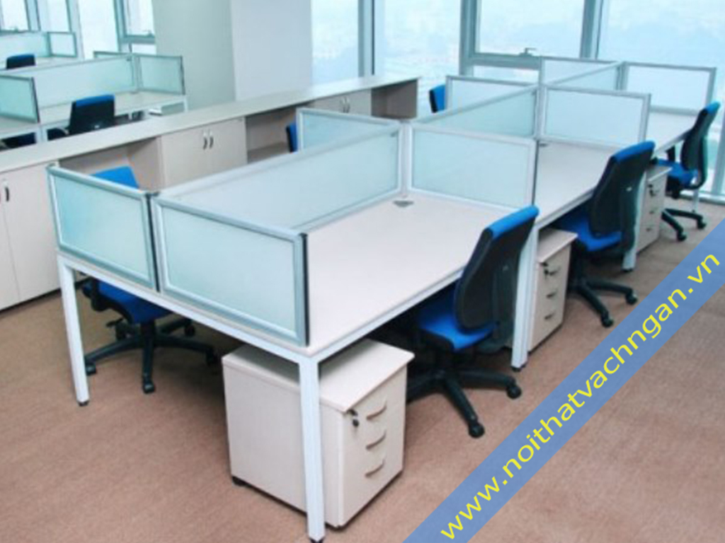Vách ngăn mặt bàn làm việc VMB01AK
