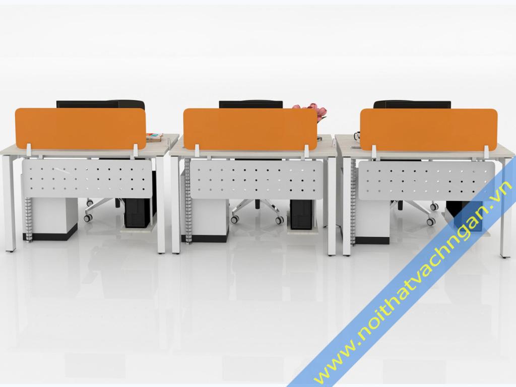 Vách ngăn mặt bàn làm việc VMB03N