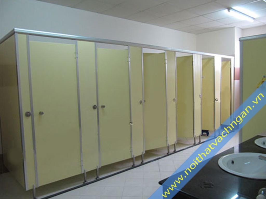 Vách ngăn vệ sinh VVS07P