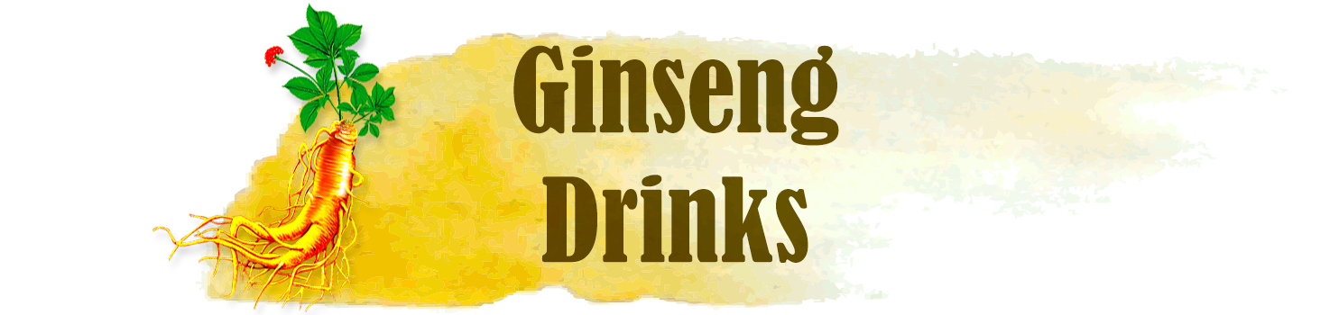 Ginseng Drinks