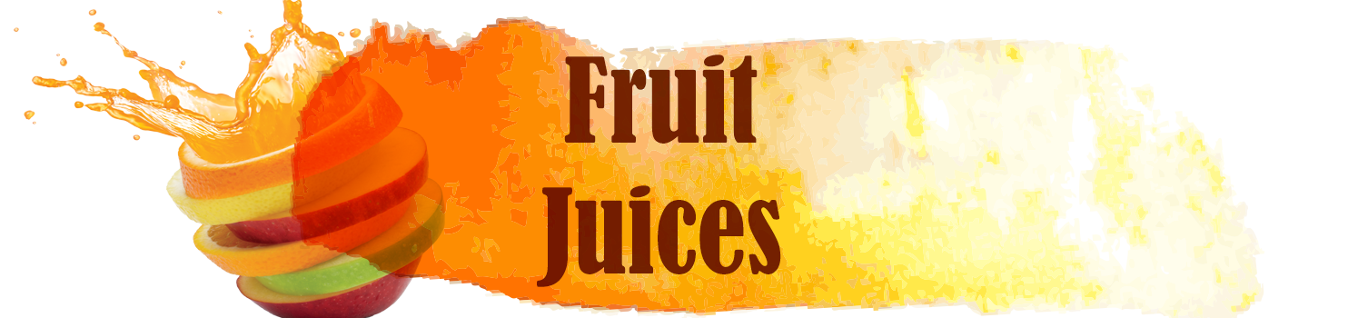 Fruit Juices