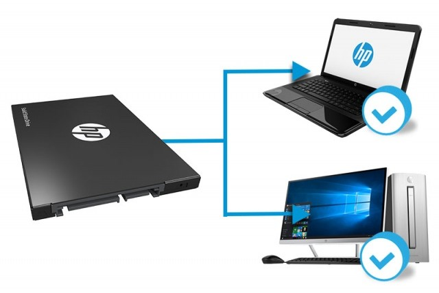 Ổ cứng 120GB SSD HP S600 2 5-Inch SATA III