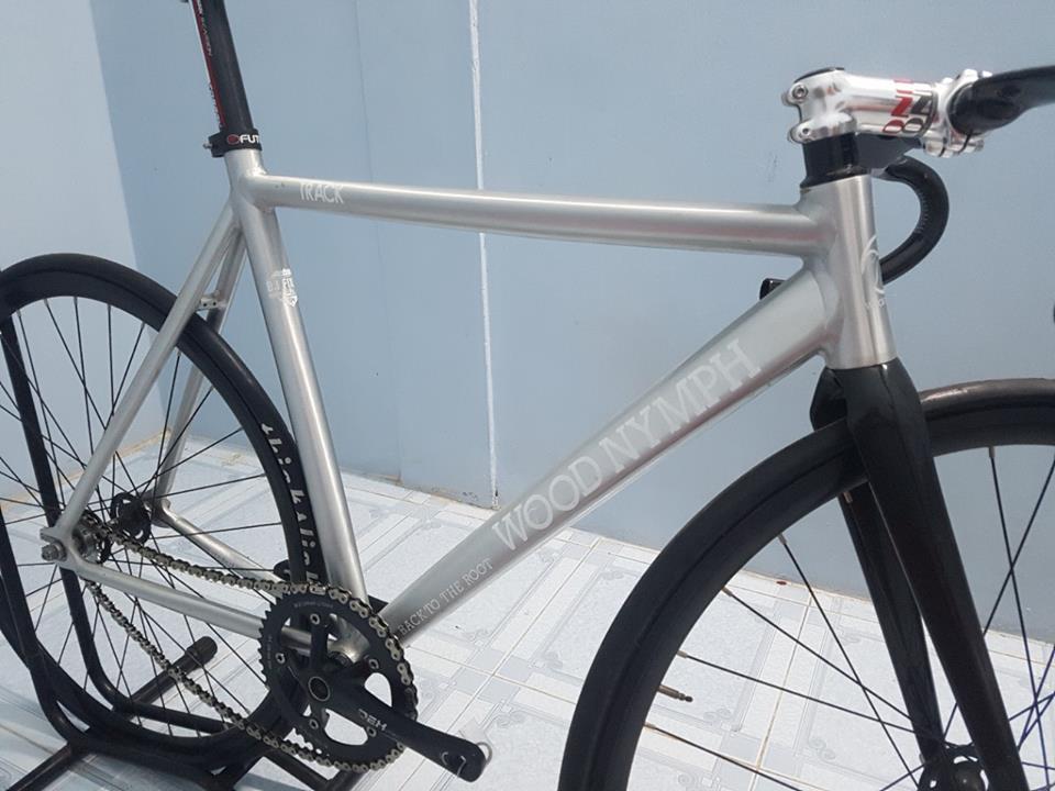 Xe đạp Wood NYMPH Carbon