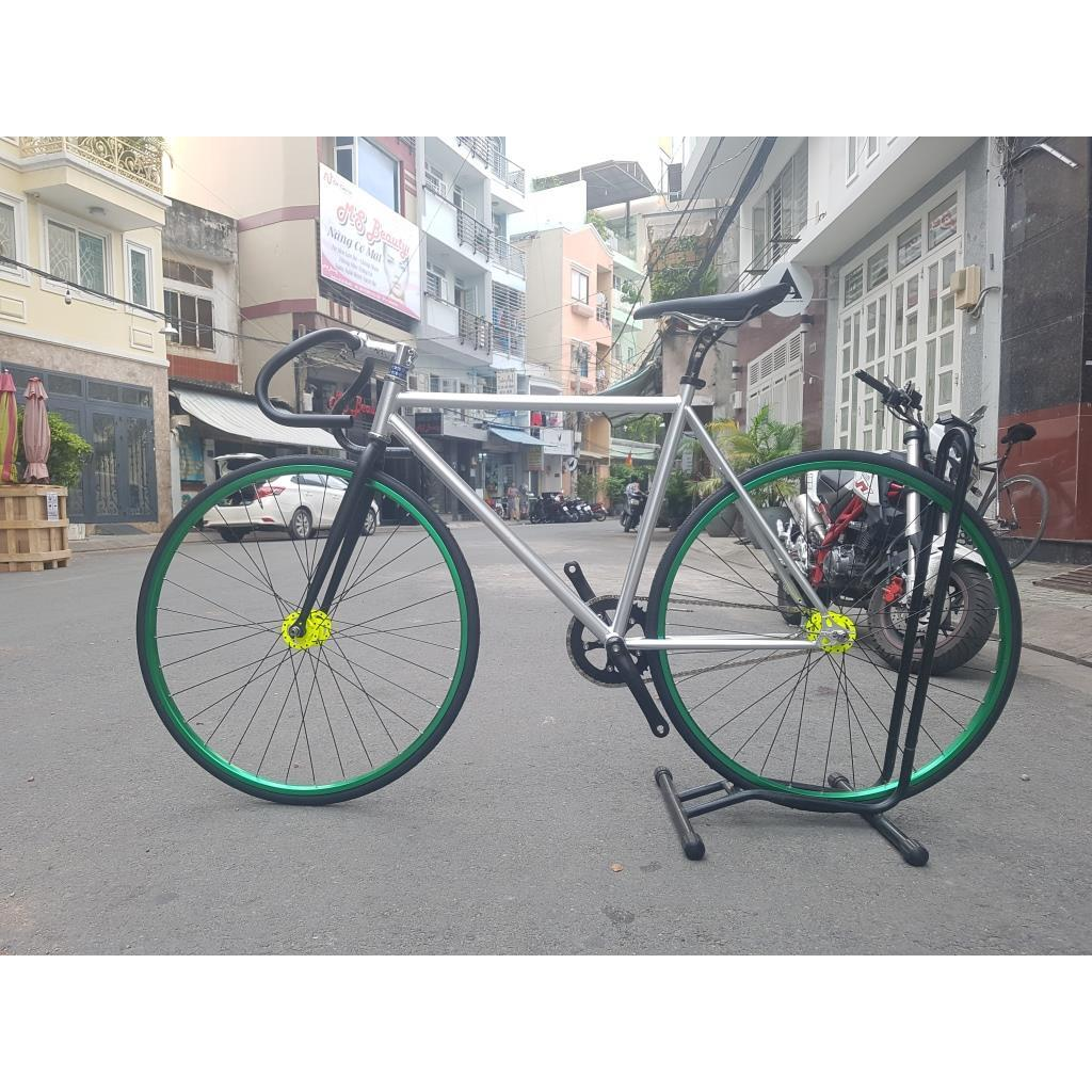 Xe đạp Fixed Gear cơ bản Novatec 16mm