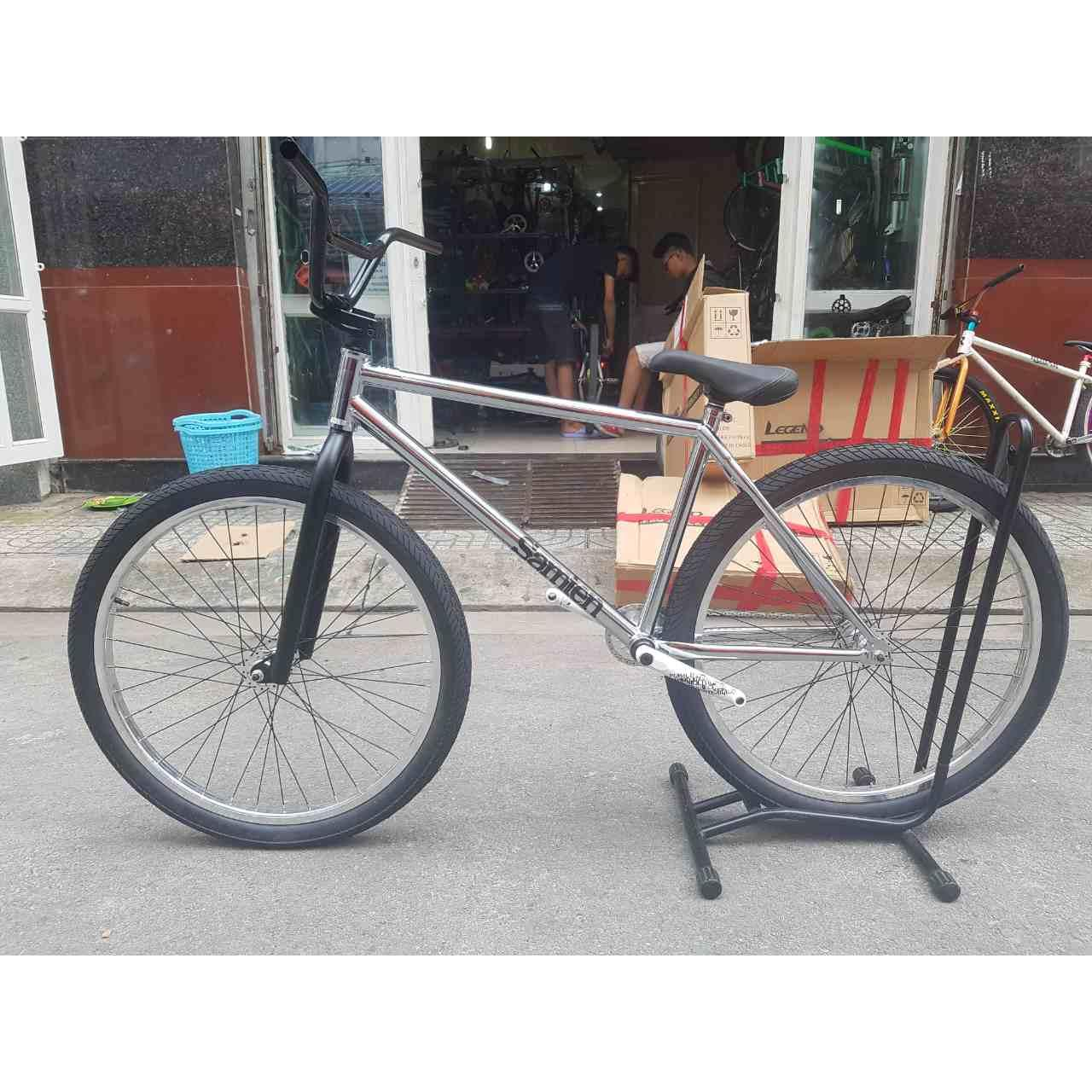 Xe đạp FGFS Samten size 41 - Crom