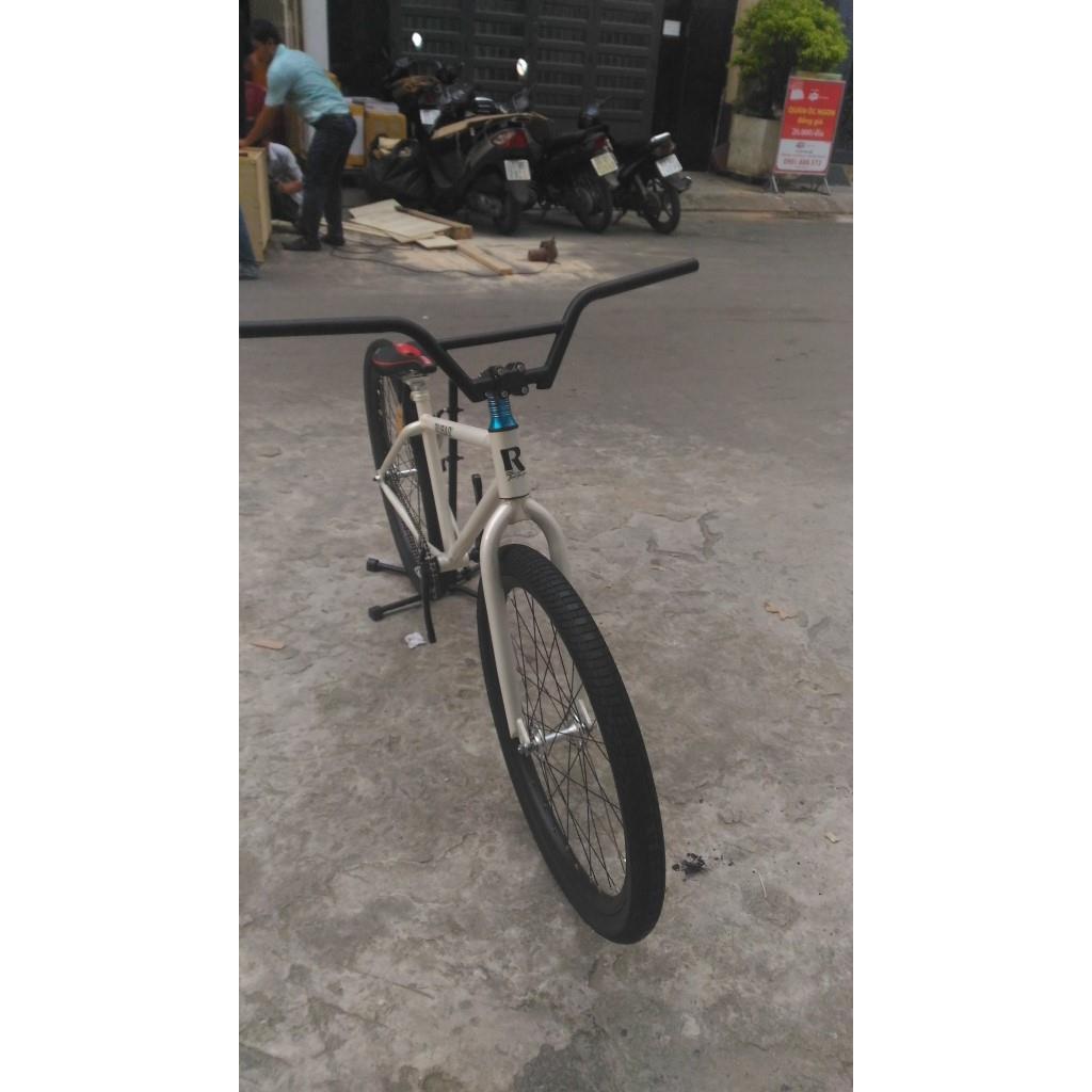 Xe đạp freestyle Rubar ( Giá vẫn giữ khuyễn mãi kèm ưu đãi thắng 11 )
