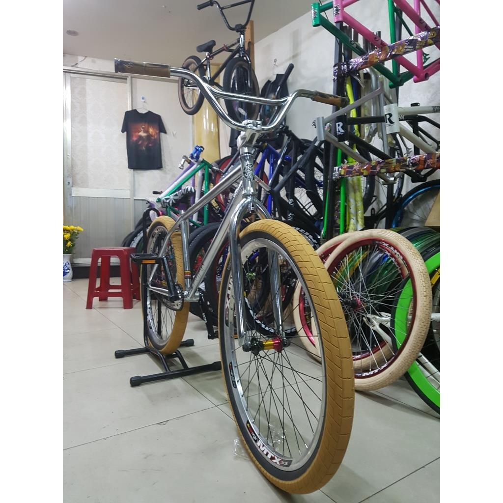 Xe đạp FGFS Pagan 2017 uzi