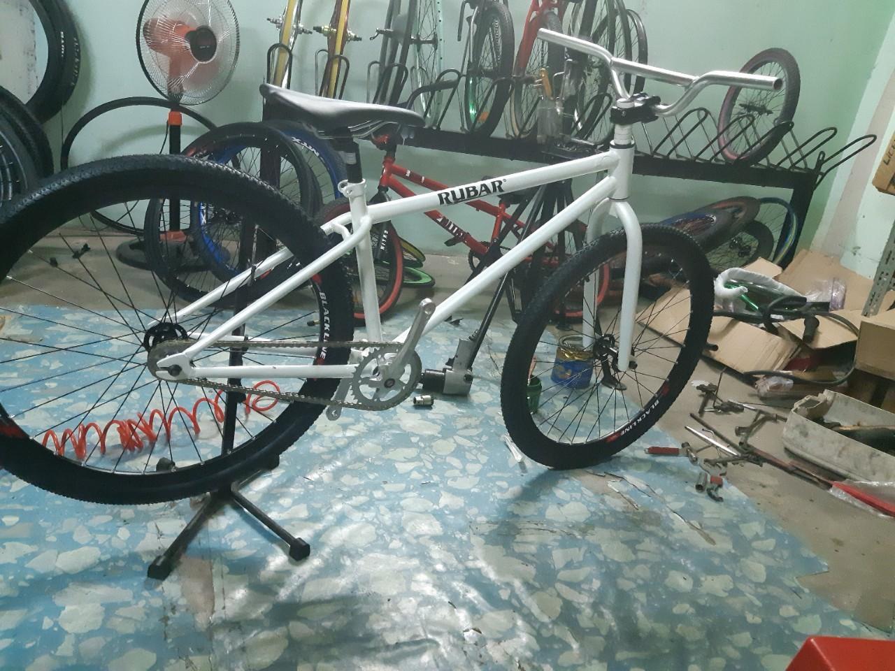 Xe đạp Rubar trick