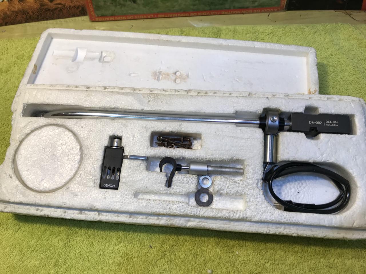 tonearm-denon-da-302