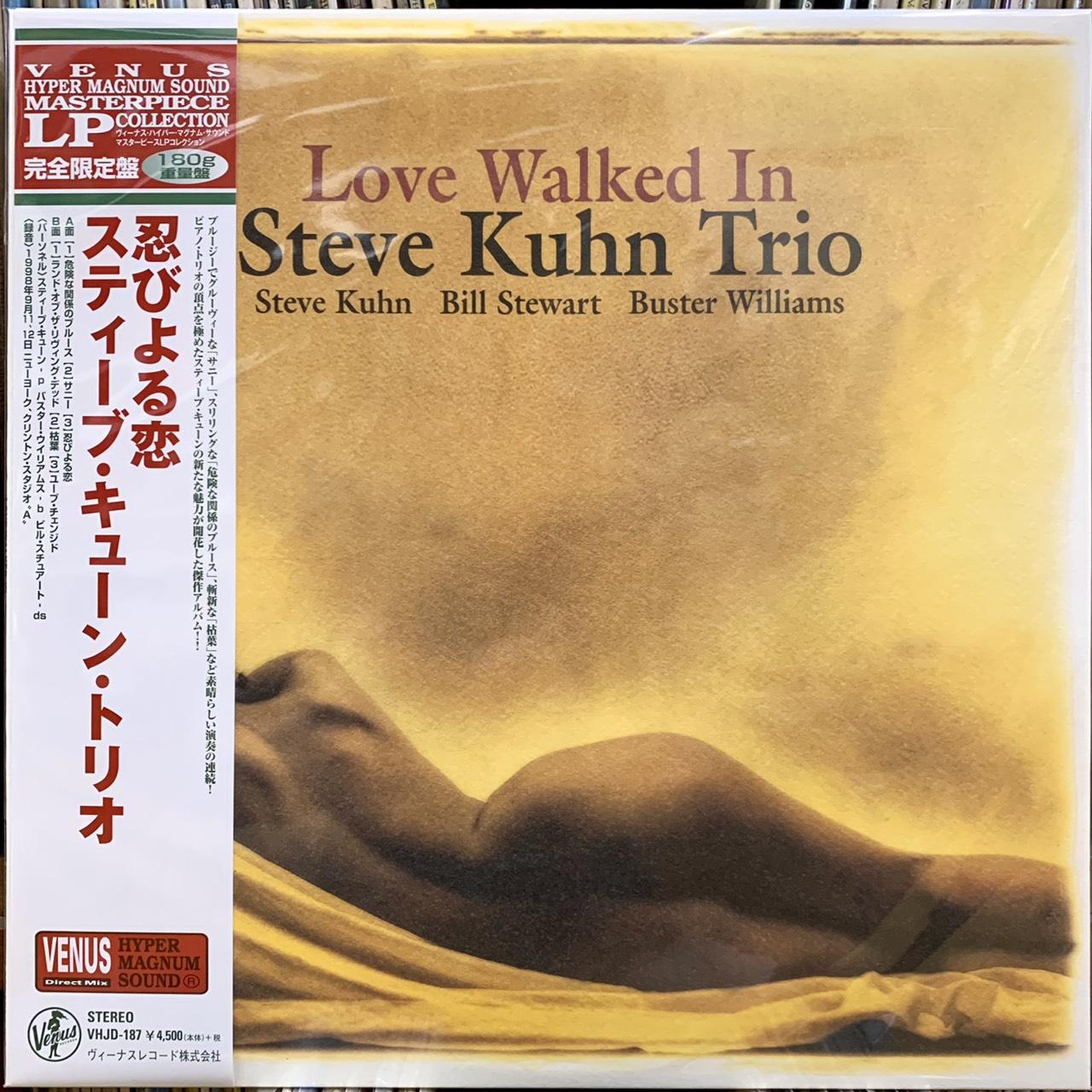 dia-than-vinyl-love-walked-in-steve-kuhn-trio