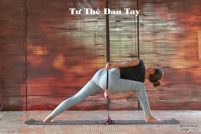 Các Tư Thế Đan Tay (Binding Yoga Poses)