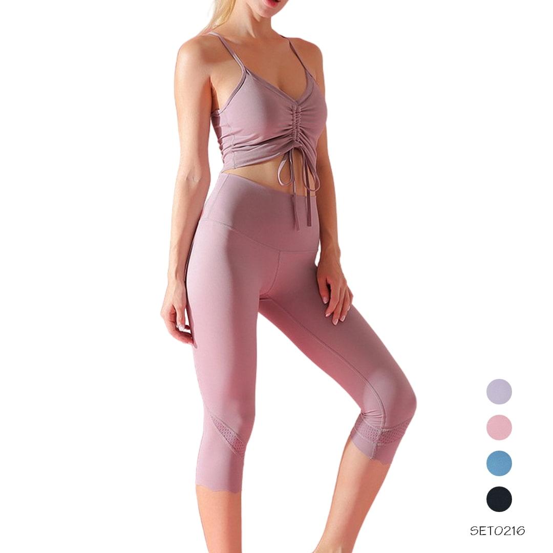 Bộ quần áo tập SET0216 beYoga