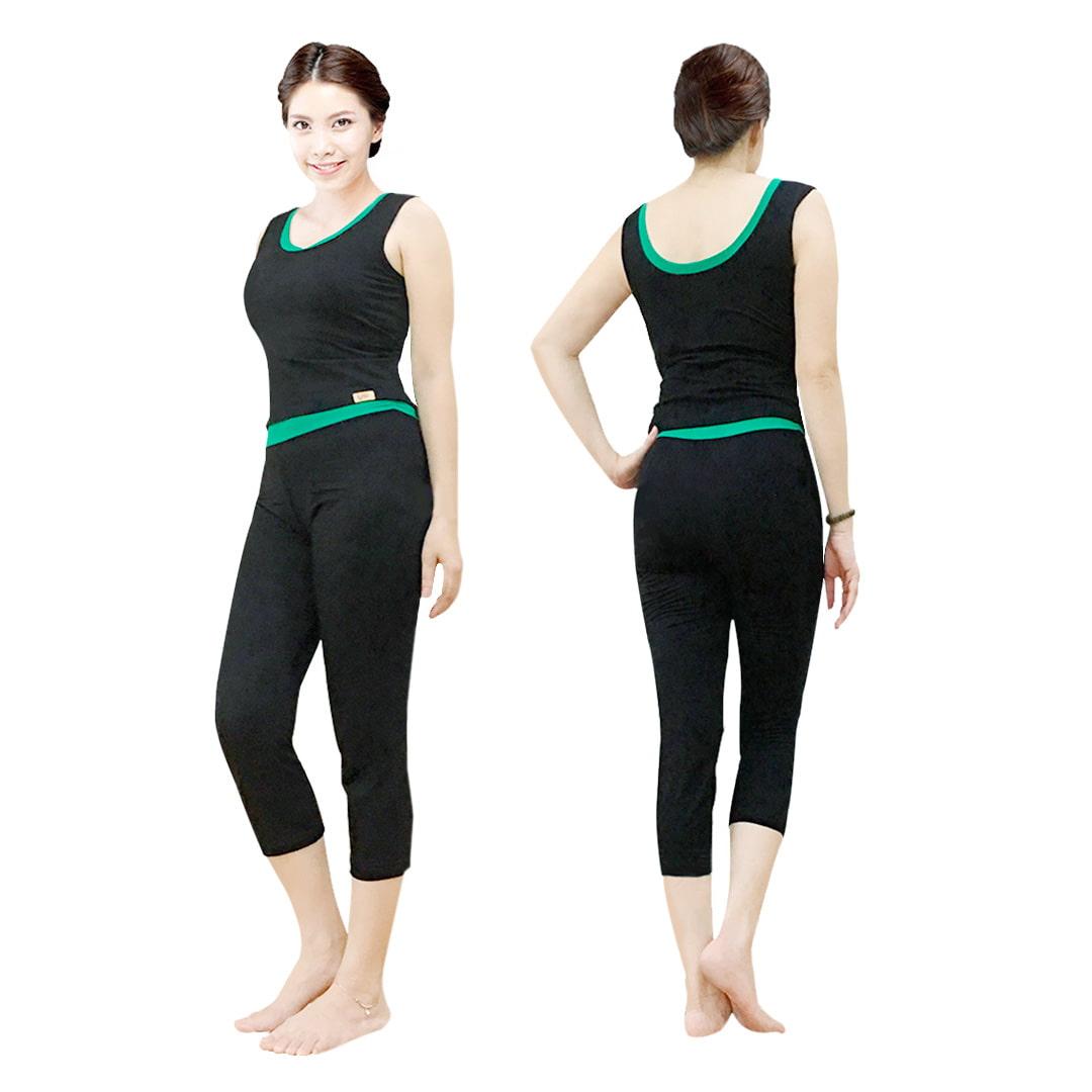 Bộ quần áo yoga Ba lỗ Asana Lynk`s Clothes