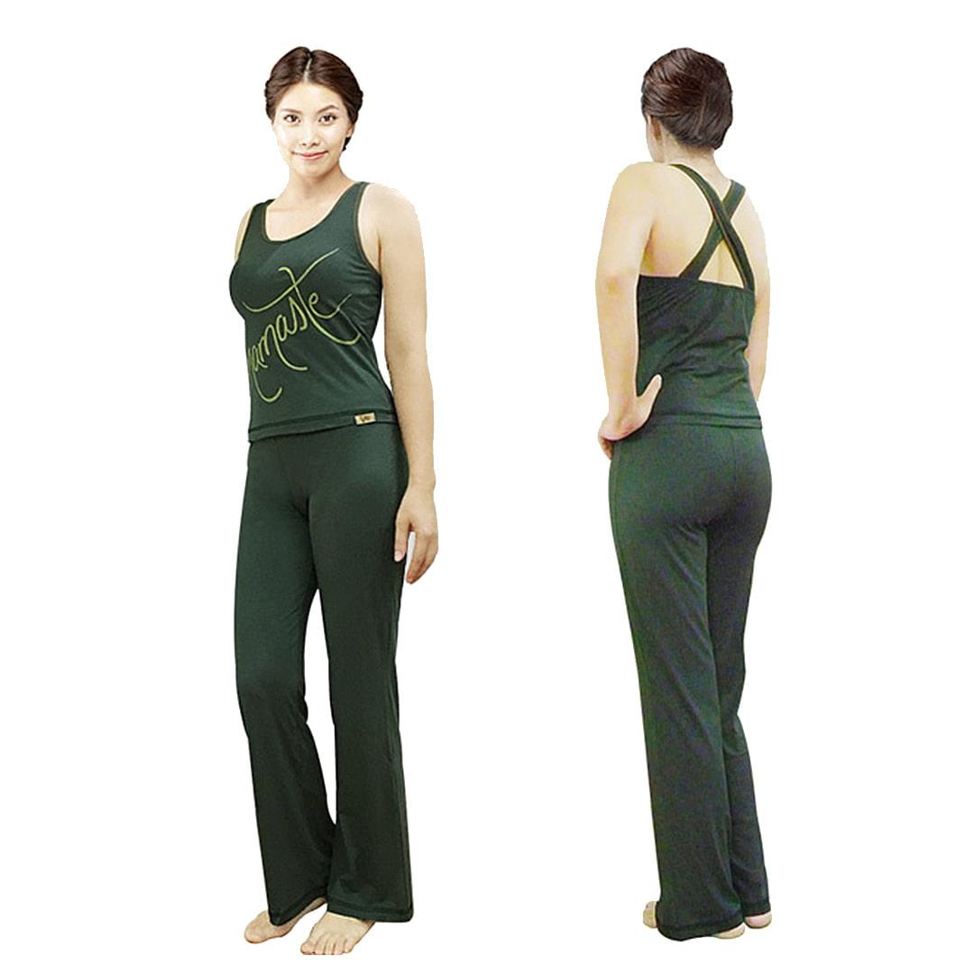 Bộ tập yoga Ba lỗ - Namaste Lynk`s Clothes