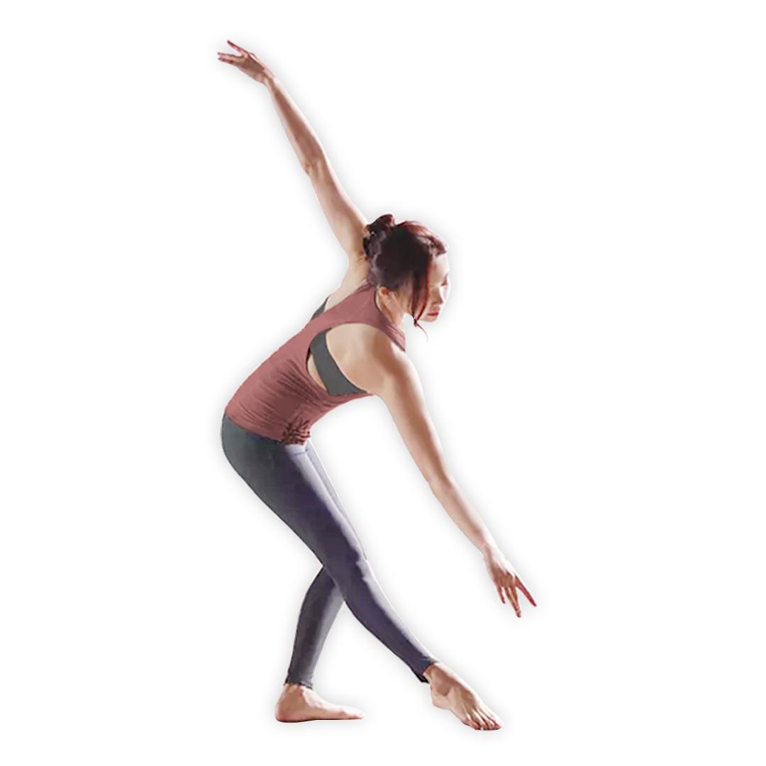 Bộ quần áo tập yoga Ba lỗ Sen đất Lynk`s Clothes