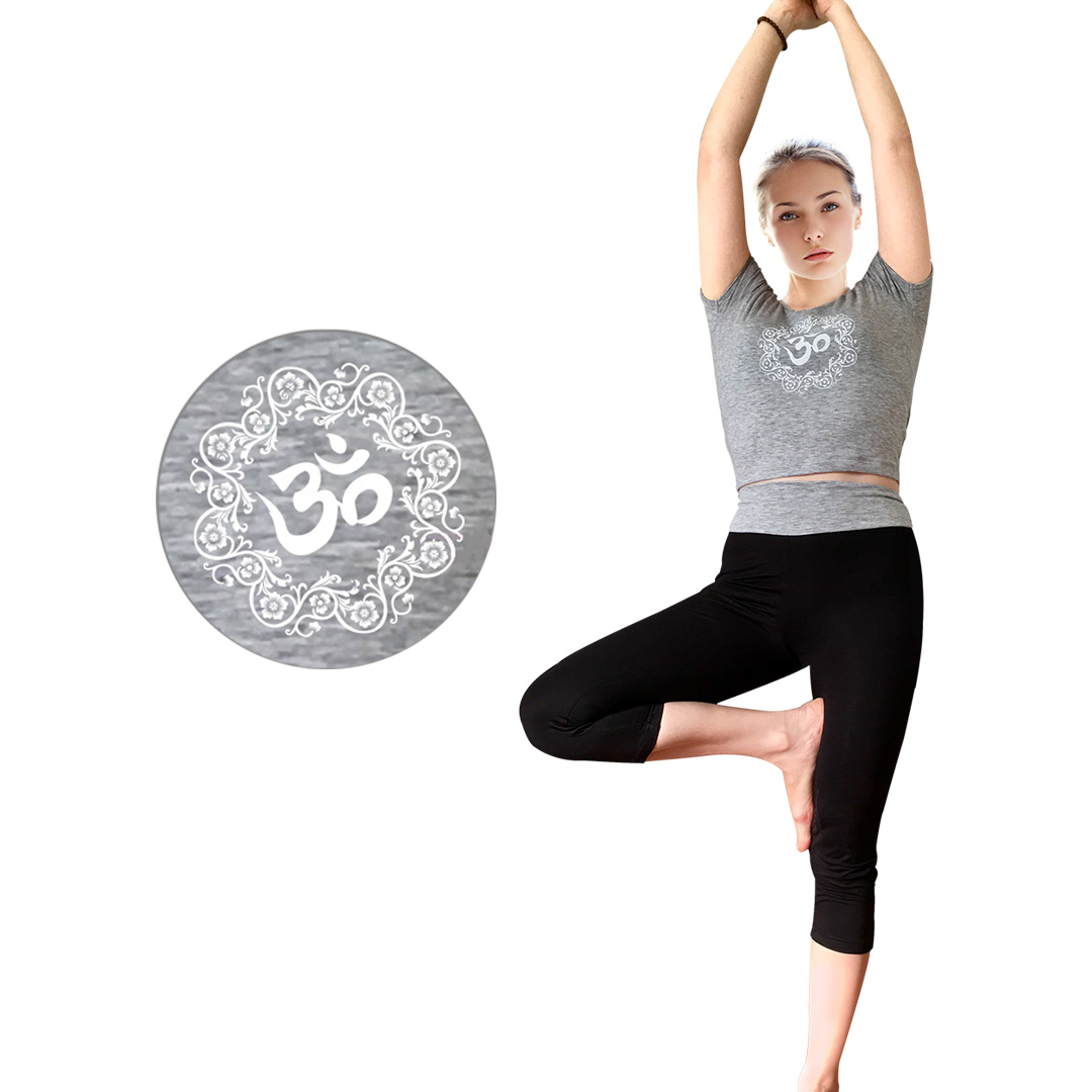 Bộ quần áo yoga Croptop lửng Lynk`s Clothes