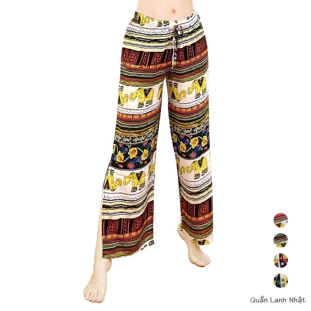 Quần tập Lanh Nhật Lynk`s Clothes