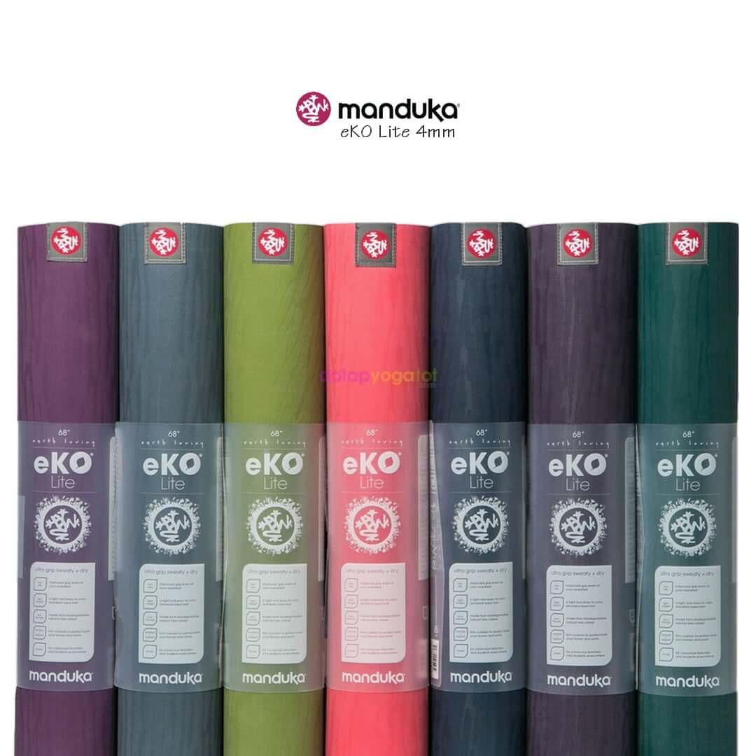 Thảm yoga Manduka eKO Lite 4mm