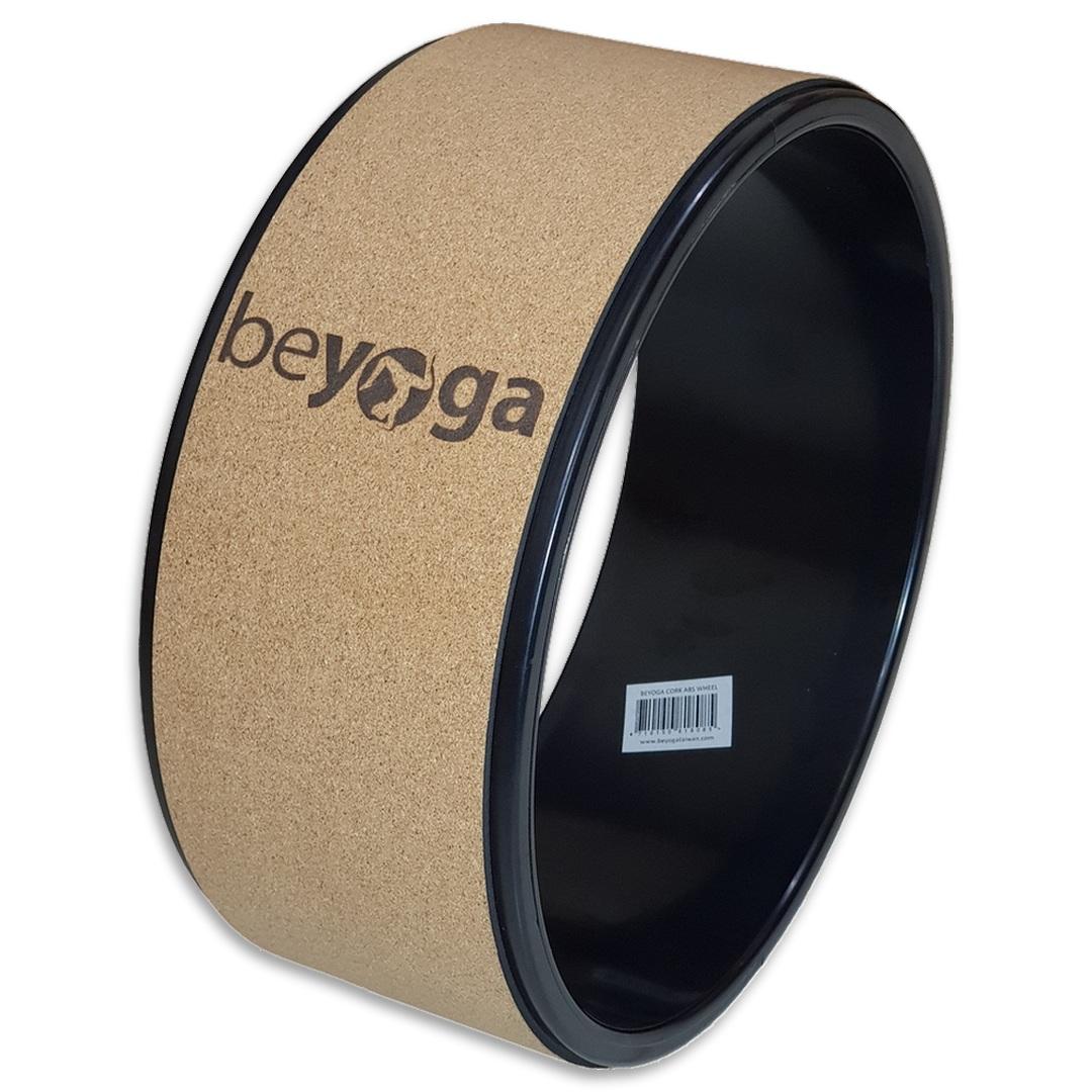 Vòng tập yoga gỗ bần nhựa ABS beYoga
